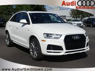 New 2018 Audi Q3 2.0T Sport Premium SUV near Smithtown, NY