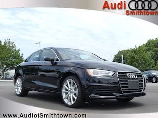 New 2015 Audi A3 1.8T Premium Plus (S tronic) Sedan WAUCCGFF9F1060724 near Smithtown, NY