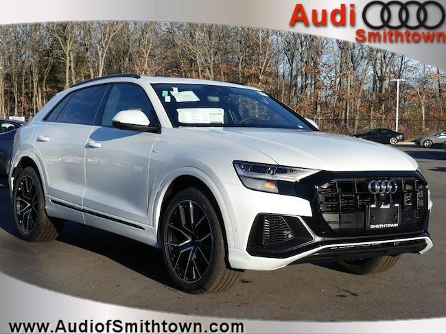 New 2019 Audi Q8 3.0T Premium Plus SUV near Smithtown, NY