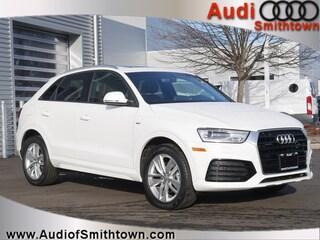 Certified 2018 Audi Q3 2.0T SUV near Smithtown, NY