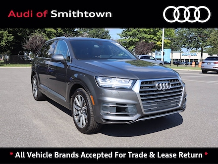 Featured pre-owned 2018 Audi Q7 3.0T Premium SUV for sale near Smithtown, NY