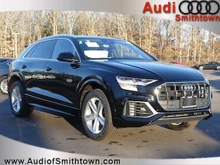 New 2019 Audi Q8 3.0T Premium SUV near Smithtown, NY