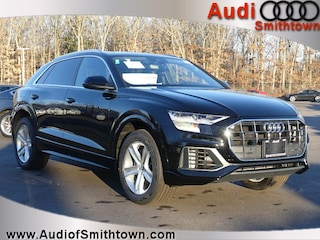 New 2019 Audi Q8 3.0T Premium SUV WA1AVAF12KD011244 near Smithtown, NY