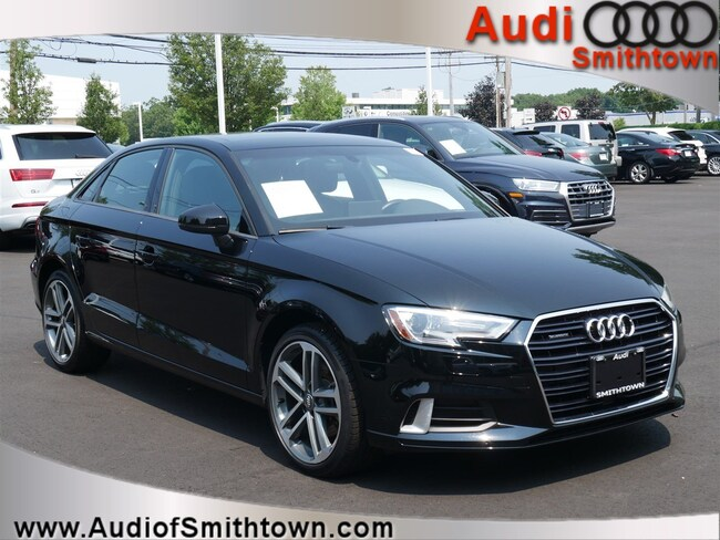 used 2017 audi a3 for sale in st james ny near smithtown. Black Bedroom Furniture Sets. Home Design Ideas