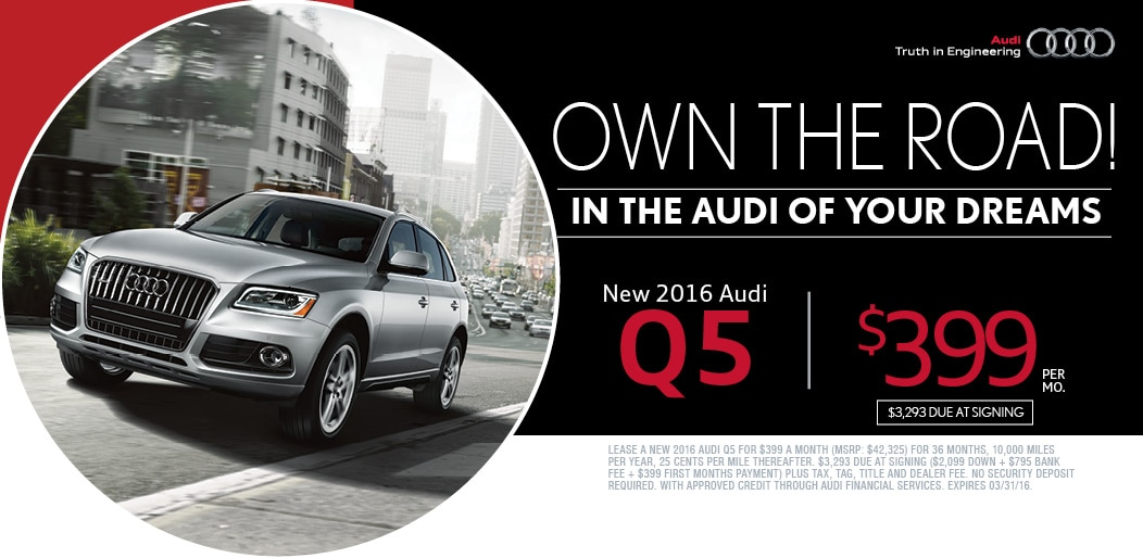 New Q Lease Special Long Island NY Audi Of Smithtown - Audi dealership long island