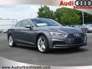 New 2018 Audi A5 2.0T Premium Plus Coupe near Smithtown, NY