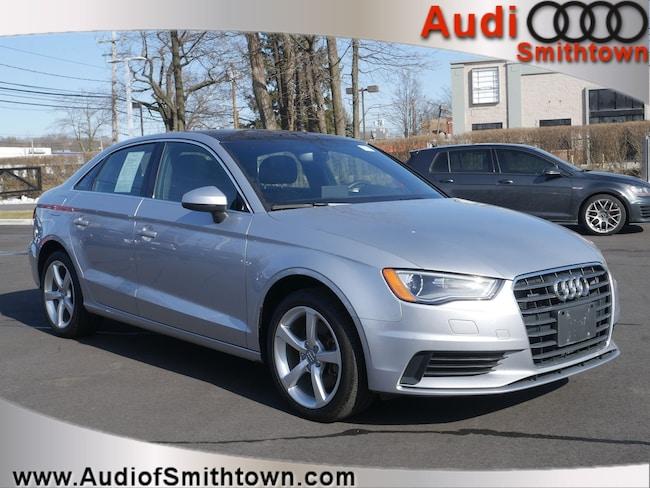 Used 2015 Audi A3 2.0T Premium (S tronic) Sedan Smithtown, NY
