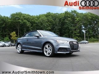 New 2018 Audi A3 2.0T Premium Plus Cabriolet near Smithtown, NY