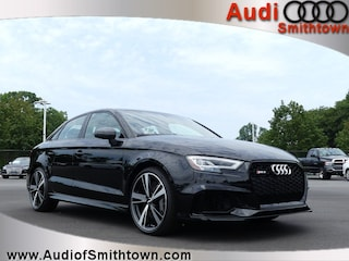 New 2018 Audi RS 3 2.5T Sedan WUABWGFF6J1903733 near Smithtown, NY