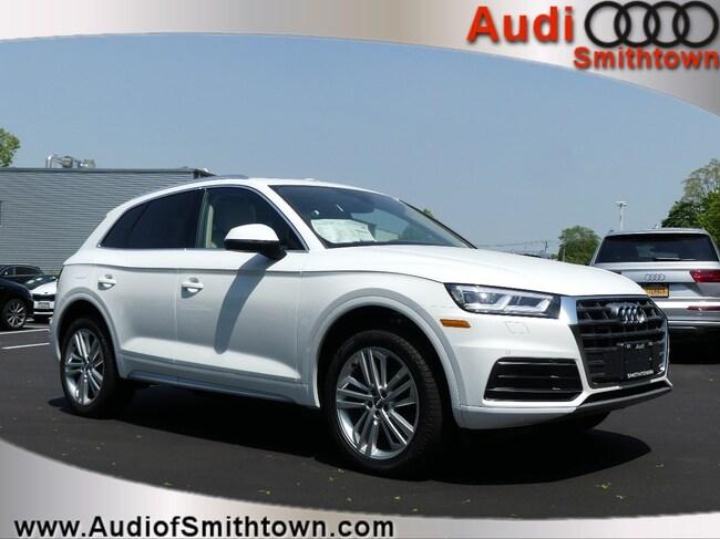 New 2018 Audi Q5 2.0T Premium Plus SUV near Smithtown, NY