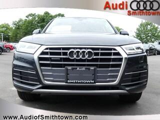 New 2018 Audi Q5 2.0T Premium Plus SUV WA1BNAFY8J2109299 near Smithtown, NY