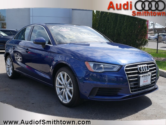 Used 2015 Audi A3 1.8T Premium (S tronic) Sedan WAUCCGFF8F1054347 near Smithtown, NY