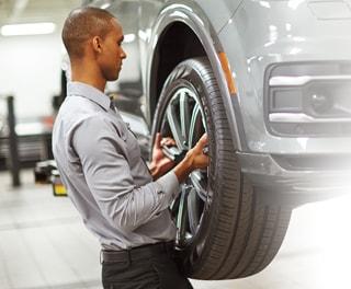 Four Wheel Balance Special