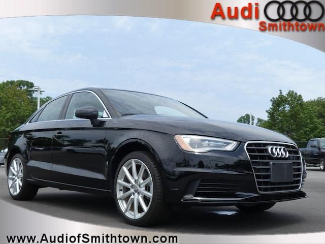 Used 2015 Audi A3 1.8T Premium Plus (S tronic) Sedan WAUCCGFF5F1060770 near Smithtown, NY