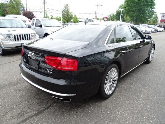Used 2014 Audi A8 For Sale In
