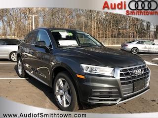 New 2019 Audi Q5 2.0T Premium SUV WA1ANAFY0K2051606 near Smithtown, NY