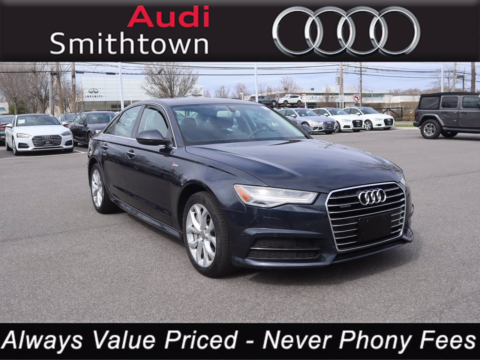 Used Audi A6 St James Ny