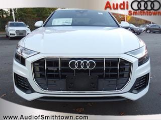 New 2019 Audi Q8 3.0T Premium SUV WA1AVAF18KD009613 near Smithtown, NY