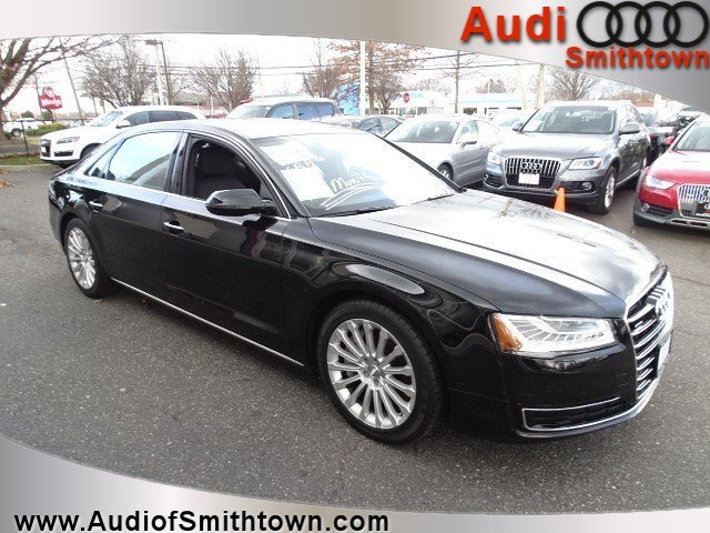 Featured pre-owned 2016 Audi A8 L 3.0T Sedan for sale near Smithtown, NY