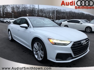 New 2019 Audi A7 3.0T Premium Plus Hatchback WAUU2AF25KN027546 near Smithtown, NY