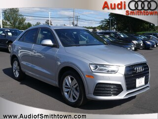 Certified 2018 Audi Q3 2.0T SUV near Smithtown, NY