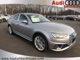 New 2019 Audi A4 2.0T Premium Plus Sedan near Smithtown, NY