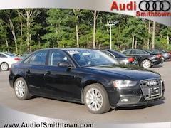 Used 2014 Audi A4 2.0T Premium (Tiptronic) Sedan WAUBFAFL1EN006380 near Smithtown, NY
