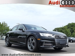 New 2018 Audi A4 2.0T Premium Plus Sedan WAUENAF40JA107372 near Smithtown, NY