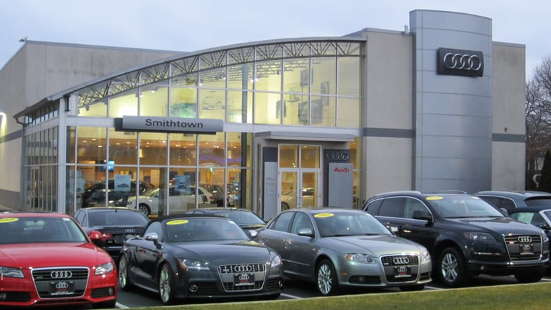 About Audi Of Smithtown Audi Dealership In New York - Ny audi dealers