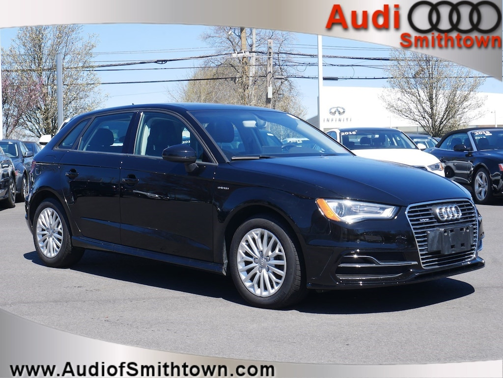 Used 2016 Audi A3 E Tron For Sale In St James Ny Near Smithtown
