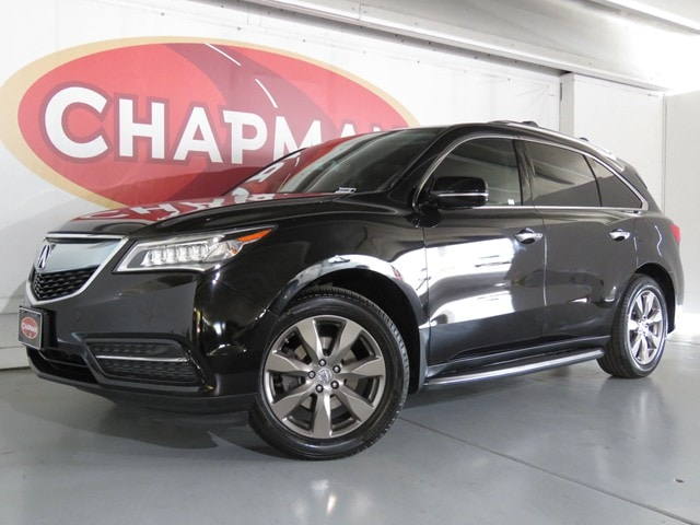 2014 Acura MDX MDX SH-AWD with Advance and Entertainment Packages SUV