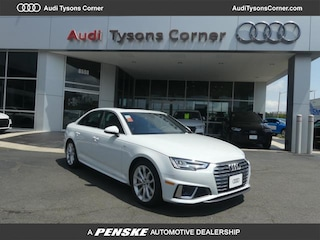 New 2019 Audi A4 2.0T Premium Plus Sedan for Sale in Vienna, VA