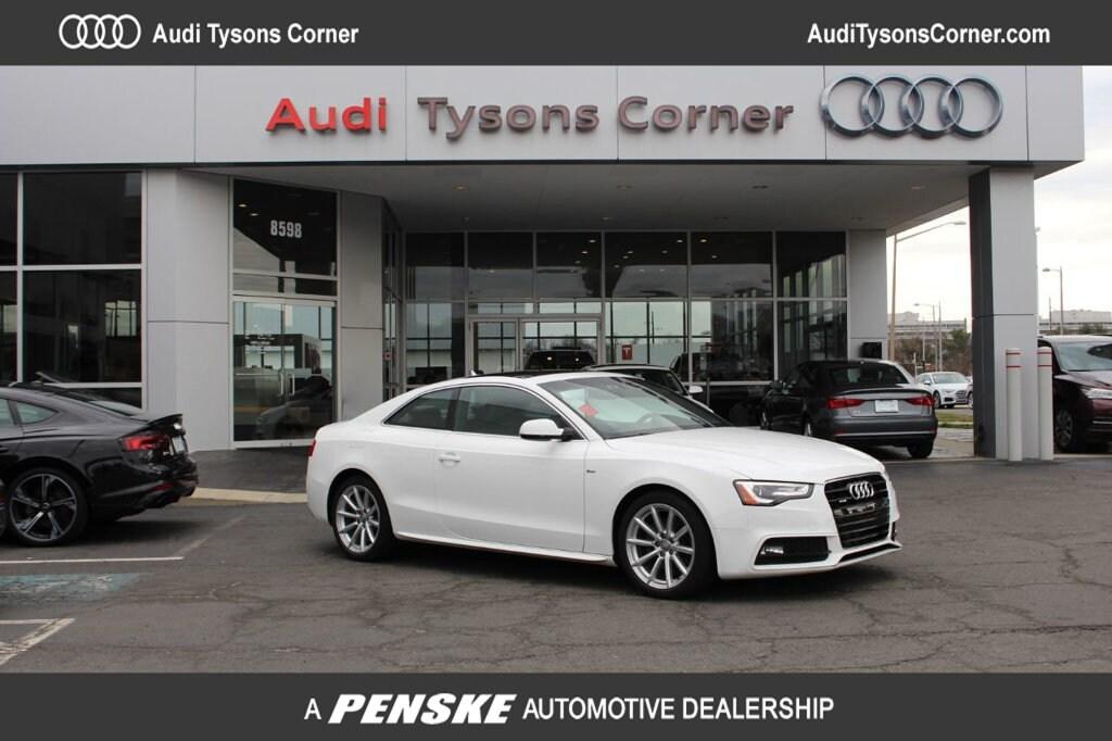 2019 Audi A5 For Sale in Vienna VA | Audi Tysons Corner