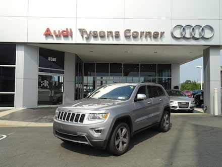 2016 Jeep Grand Cherokee 4WD  Limited SUV