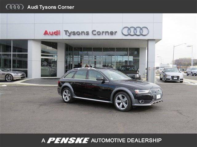 Audi Tysons Corner New Audi Dealership In Vienna VA - Audi of tysons
