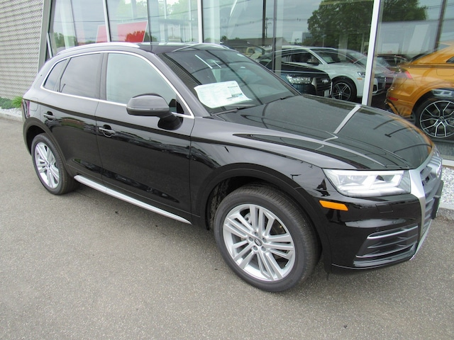 New 2019 Audi Q5 2.0T Premium Plus SUV for sale in Wallingford, CT at Audi of Wallingford