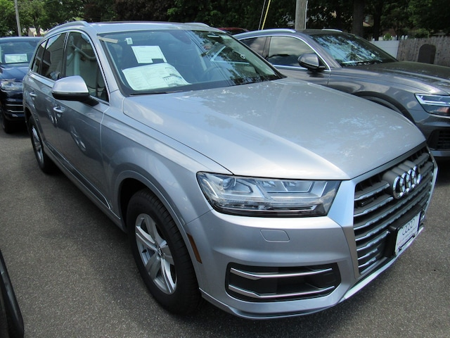 New 2019 Audi Q7 2.0T Premium Plus SUV for sale in Wallingford, CT at Audi of Wallingford