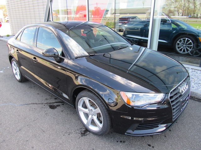 Used 2016 Audi A3 2.0T Premium Sedan for sale in Wallingford, CT at Audi of Wallingford