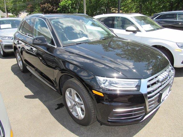 New 2019 Audi Q5 2.0T Premium SUV for sale in Wallingford, CT at Audi of Wallingford