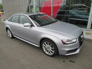 2015 Audi A4 Premium Plus
