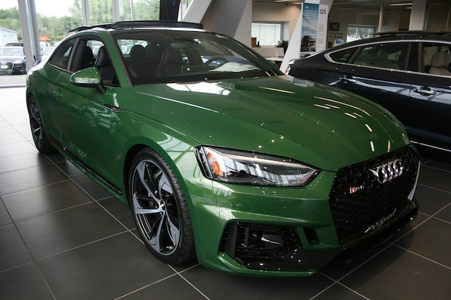 New 2018 Audi RS 5 2.9T Coupe in Wallingford