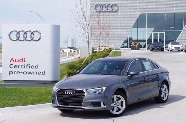 2019 Audi A3 Premium Premium 45 TFSI quattro