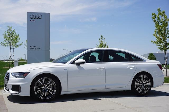 2019 Audi A6 Premium Premium 55 TFSI quattro