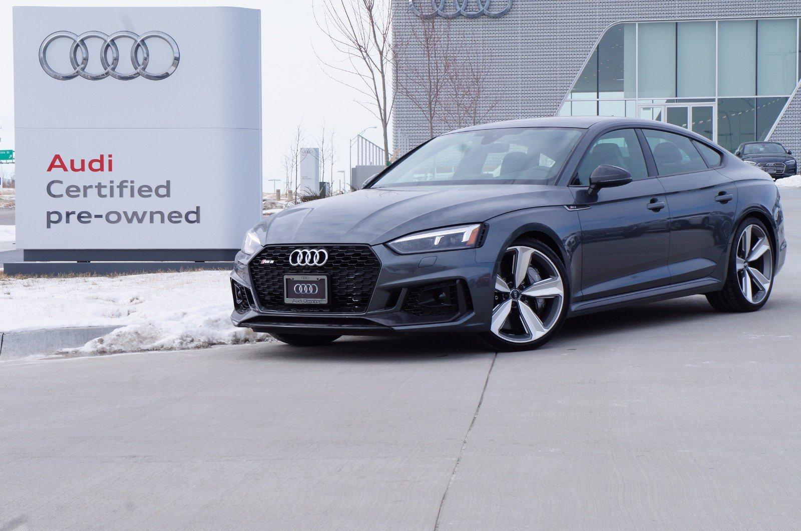 2019 Audi RS 5 2.9 TFSI quattro tiptronic 2.9 TFSI quattro
