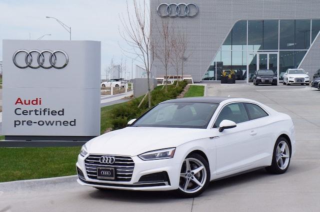 2019 Audi A5 Premium Premium 45 TFSI quattro