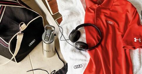 Audi accessories near Los Angeles