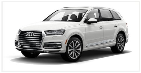 Audi Q7 Carrara White near Los Angeles