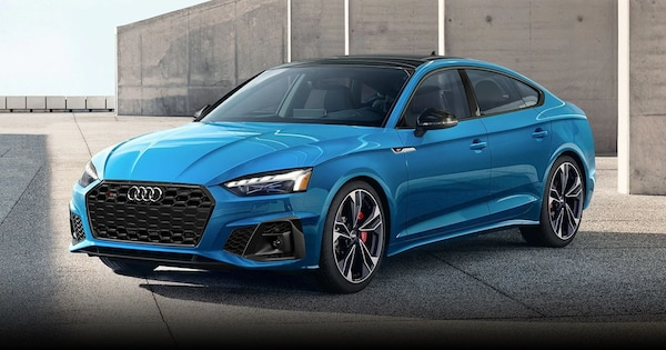 2021 Audi S5 Sportback for sale near Los Angeles