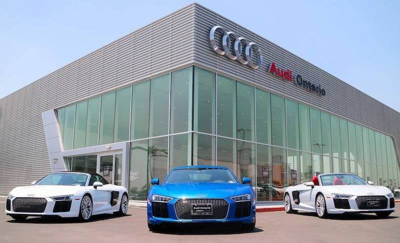 Audi dealers los angeles area