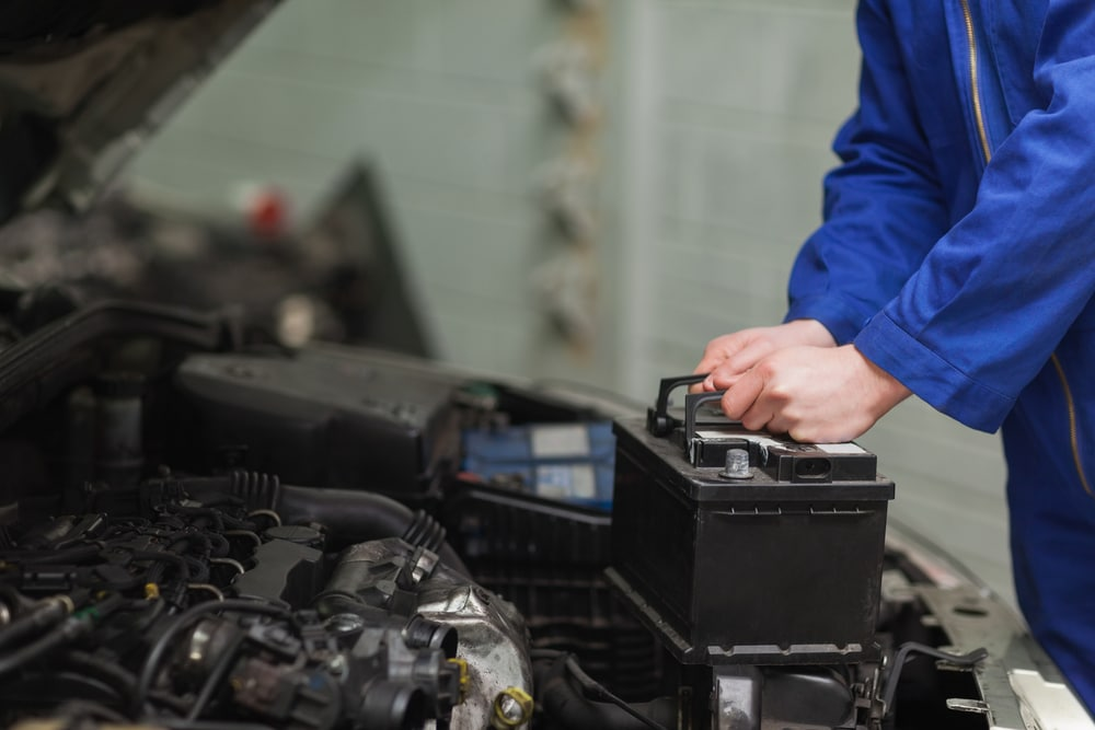 Audi Car Battery Replacement in Ontario